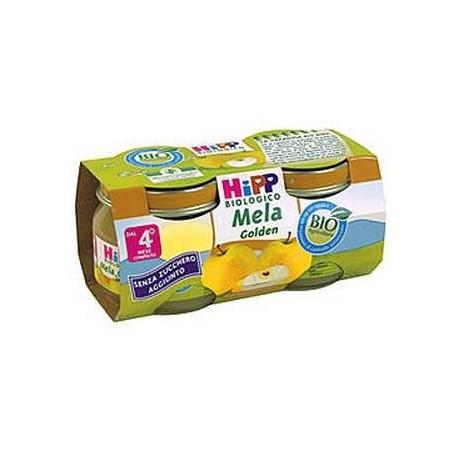 Homogenized Golden apple Hipp
