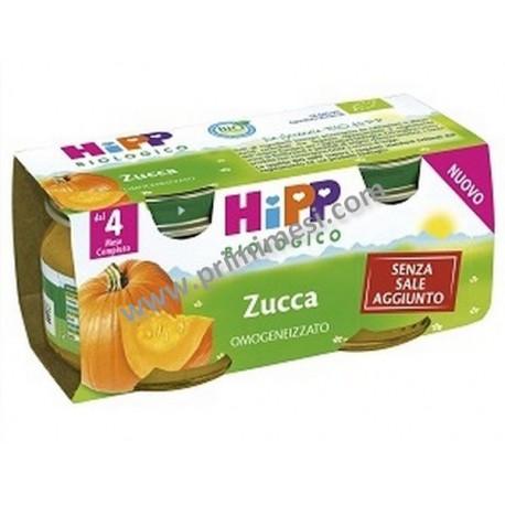 Homogenized pumpkin Hipp