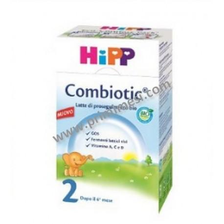 Latte 2 Combiotic in polvere Hipp -