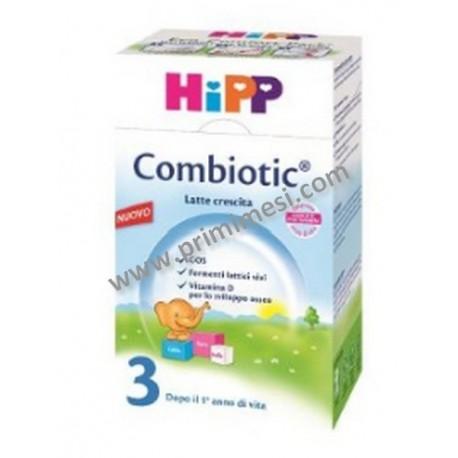 Latte 3 Combiotic in polvere Hipp -