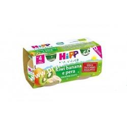 Omogeneizzato Kiwi, banana e pera Hipp