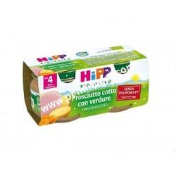Omogeneizzato prosciutto cotto con verdure  Hipp