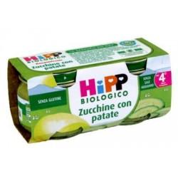 Omogeneizzato zucchine con patate Hipp