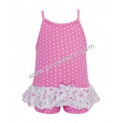 Beach costume or whole pool Pastel Archimede for baby