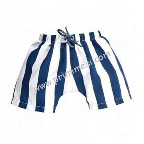 Costume Boxer Boris Bleu Archimede Noukie's