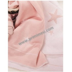 Sugar Star cotton blanket/ Picci