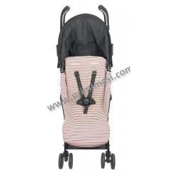 Maclaren Quest padded stroller lining - Fundas