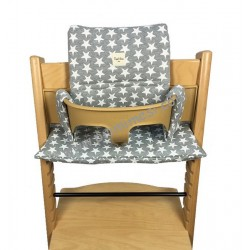 Tripp Trapp Stokke high chair cushion - Fundas