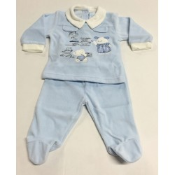 Tutina 2 pieces in Irge Baby piece