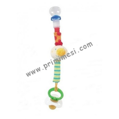 Pacifier with chain Brevi