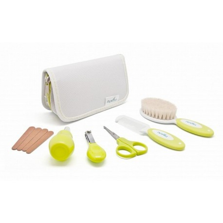 Set igiene con beauty case Nuvita
