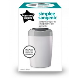 Contenitore per pannolini Simplee Tommee Tippee