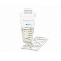 Sacchetti per il latte materno Nuvita