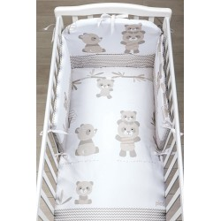Picci Bo-Bo model removable duvet printed