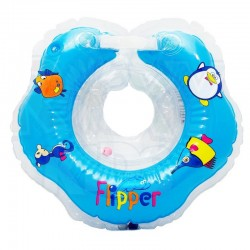 Swim with Flipper - Baby Neck Donut
