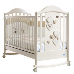 Celine Baby Pali cot with gift mattress