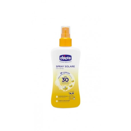Latte Solare Spry Chicco 30SPF 150ml