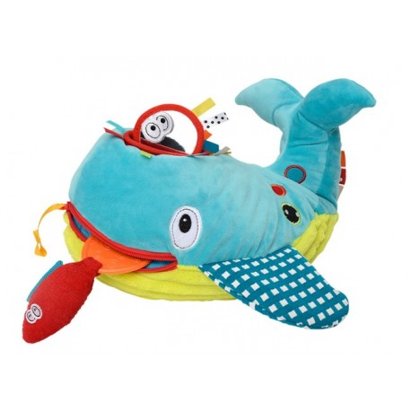 Play and Learn Whale Dolce Toys