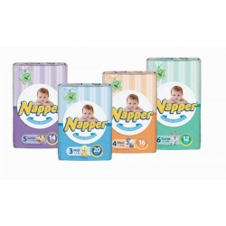 Napper Diapers Soft Hug Parmon