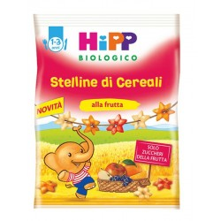 Cereal stars with fruit Hipp