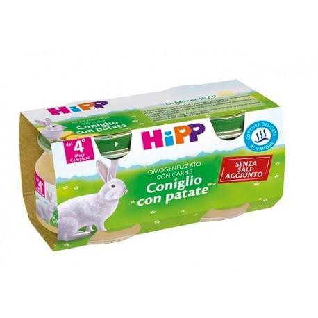 Omogeneizzato Coniglio Hipp