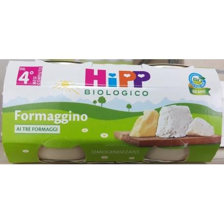Omogeneizzato Formaggino Hipp