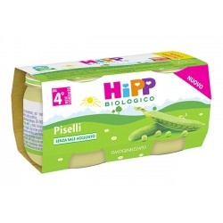 Homogenized Peas Hipp