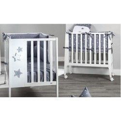 Bed - Cradle Stella Converse 2 in 1 Picci with complimentary mattress