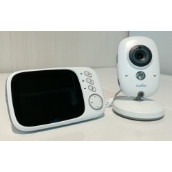 "Video Baby Monitor Digitale Portatile 3,2"" Nuvita"