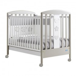 Birillo Pali cot + FREE mattress