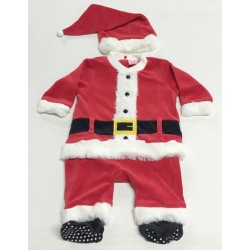 Santa tunic for boys and sissies
