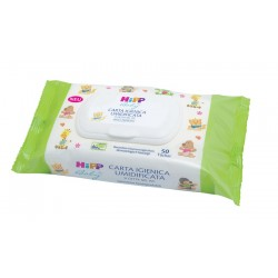 Wet sanitary paper Hipp 50pcs