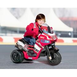 Ducati Desmosedici 6V Peg Perego