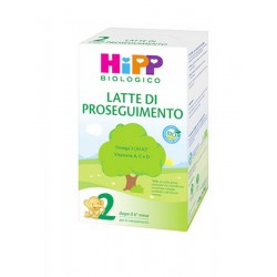 Milk 2 Organic powder Hipp