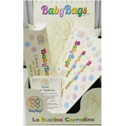Bustine porta corredino 5 pezzi BabyBags
