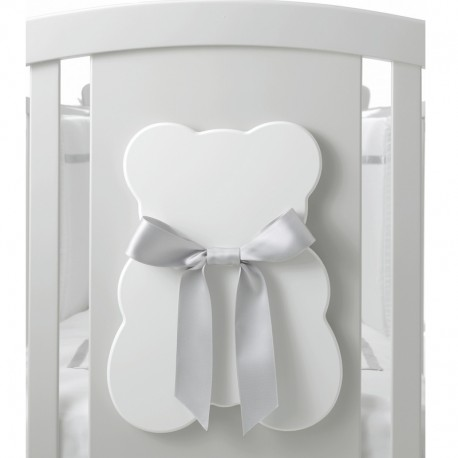 Cameretta con lettino e bagnetto Bubu Erbesi - materasso e guanciale in omaggio