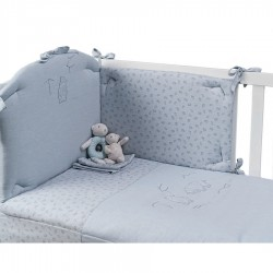 Set duvet 3pz Bear and Penguin Astrid