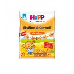 Fruit and Vegetable Cereal Stars Hipp