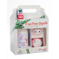 Bio delicate bath + Innocenti Argenti pacifier door set