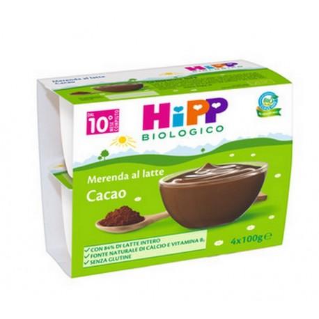 Snack with fresh Hipp