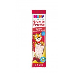Barretta Viva La Frutta e Cereali Hipp