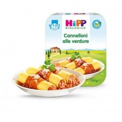 Cannelloni with vegetables Hipp