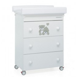 Bath changing table Tenerorso Foppapedretti