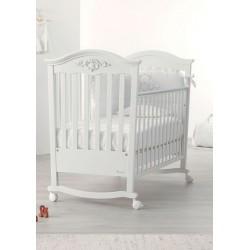 Pregio Azzurra Design + mattress bed for free