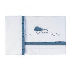 Set lenzuola per lettino Space Picci