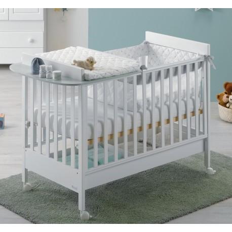 Lettino Homi Baby Space con materasso in omaggio