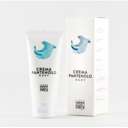 100ml pantenol cream linea mammababy