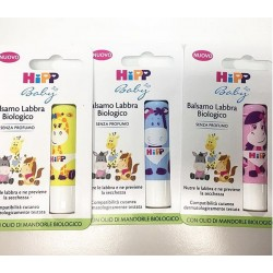 Organic lip balm Hipp