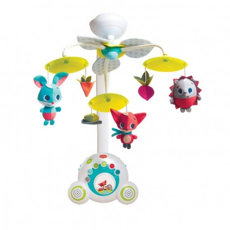 Giostrina musicale Soothe'n Groove Mobile Tiny Love