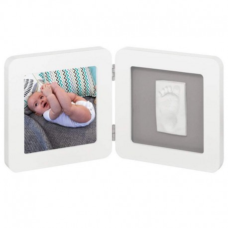 Print Frame Baby Art Colore Bianco